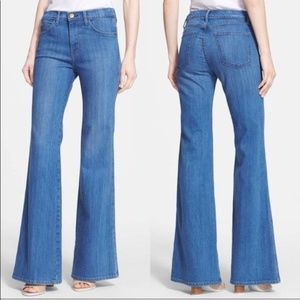 Current/Elliot | Girl Crush High Rise Flare Jeans